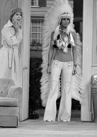 Five decades of Cher outfits