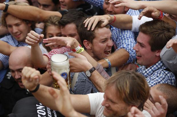 Raise your glasses, it's Oktoberfest!