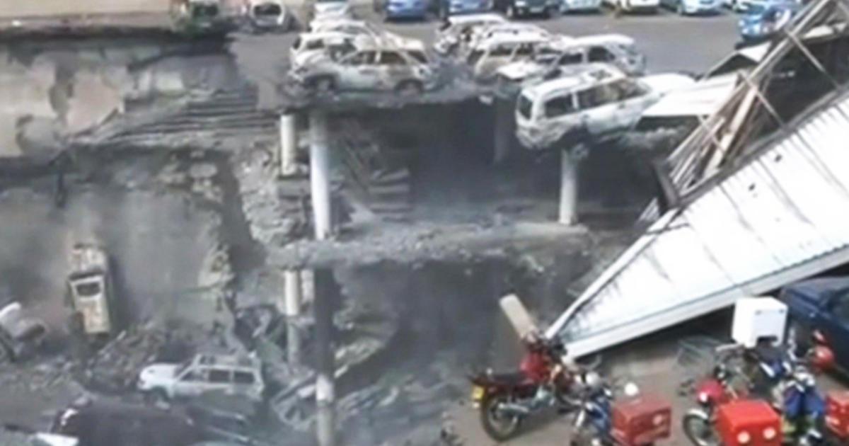 U.S. forensic teams join Kenya mall siege investigation