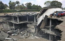 Recovery begins in Kenya