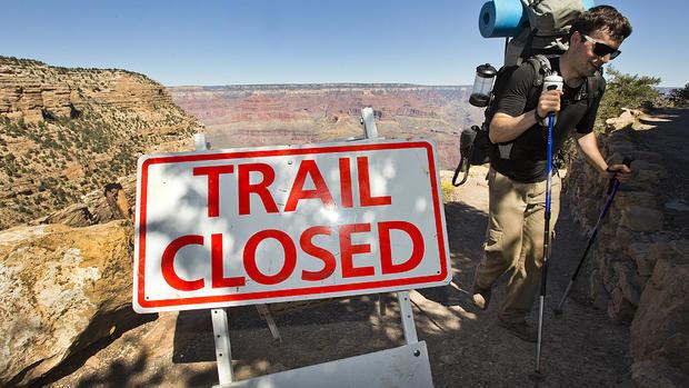 National shutdown