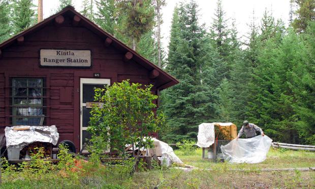 Nation's oldest park ranger