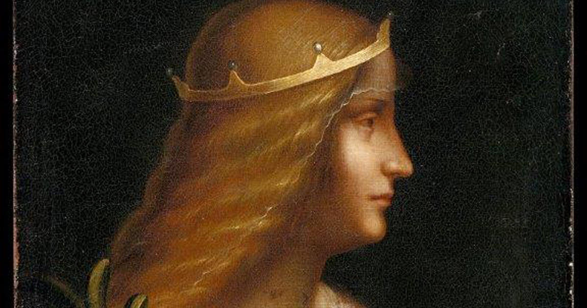 Previously unknown da Vinci painting discovered in Swiss vault