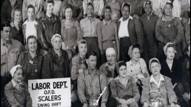 Riveters World War II