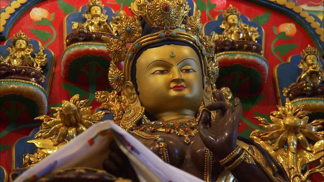 World Religions: Tibetan Buddhism, Christian Science & Jainism