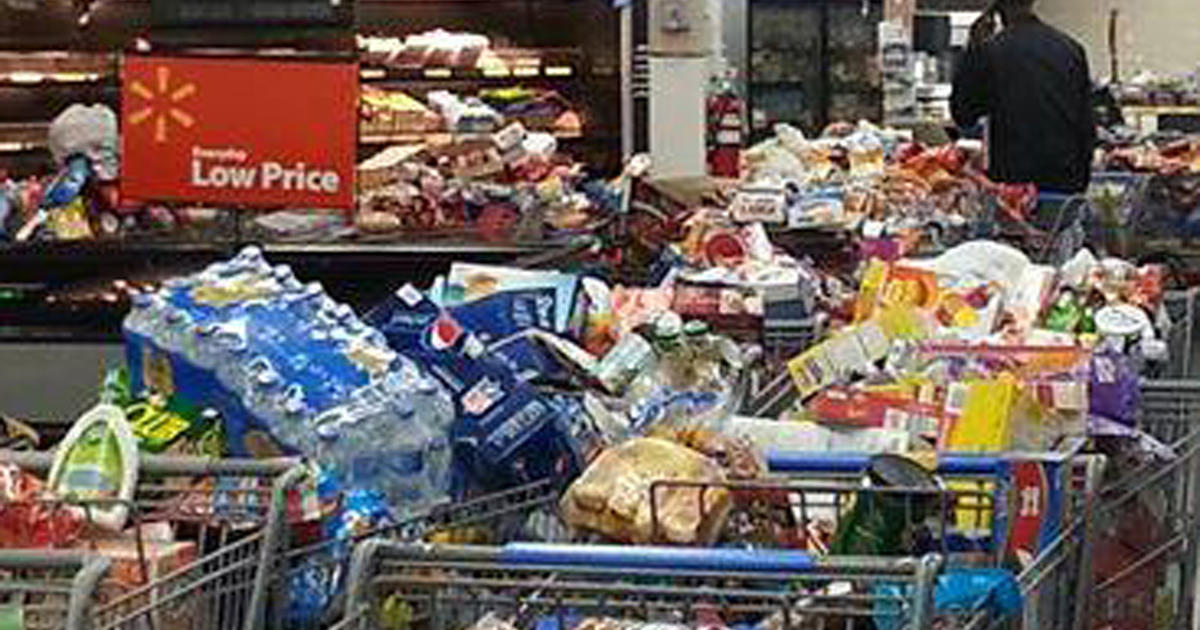 EBT Benefit Card Glitch Sparks Walmart Shopping Sprees In Louisiana