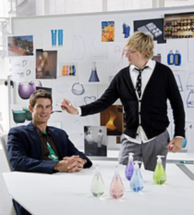 Method founders Adam Lowry and Eric Ryan in their San Francisco office