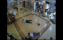 Video shows initial terror of Kenya mall attack