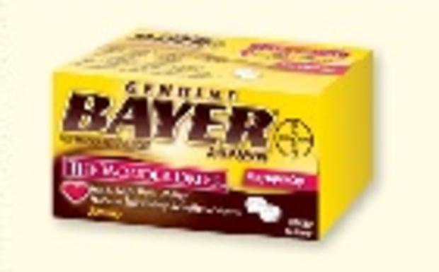 Bayer Aspirin Tablet