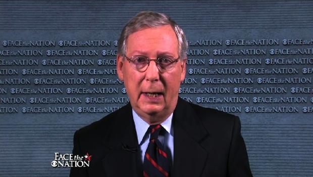 McConnell: No more government shutdowns