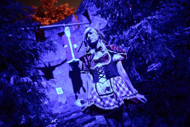 Haunted happenings at Frankenstein's castle