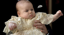 Britain's royal baby arrives