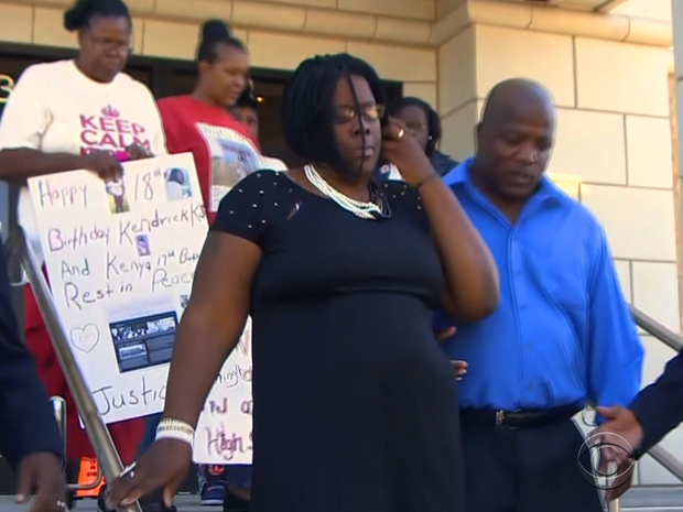 Kenneth and Jacquelyn Johnson say they want justice for their son, Kendrick