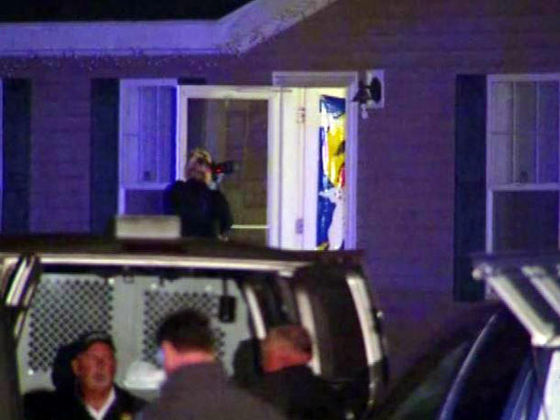 South Carolina Mass Murder-Suicide