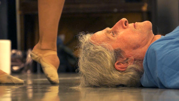 Veterans find comfort through dance