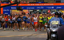 Boston bombing in mind, NYC Marathon security beefed up