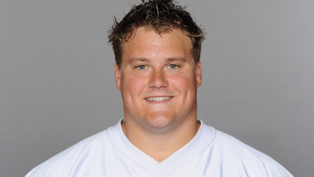Handout image provided by NFL shows Richie Incognito, of the Miami Dolphins, posing for his NFL headshot circa 2011 in Miami, Fla.