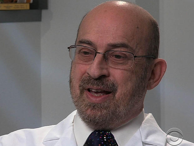 Dr. Steve Nissen of the Cleveland Clinic says it may be a bad idea to treat low testosterone levels in older men like a disease.