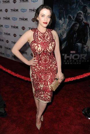 """Thor: The Dark World"" hits Hollywood"