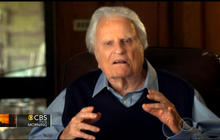 Billy Graham delivers what may be last sermon on 95th birthday