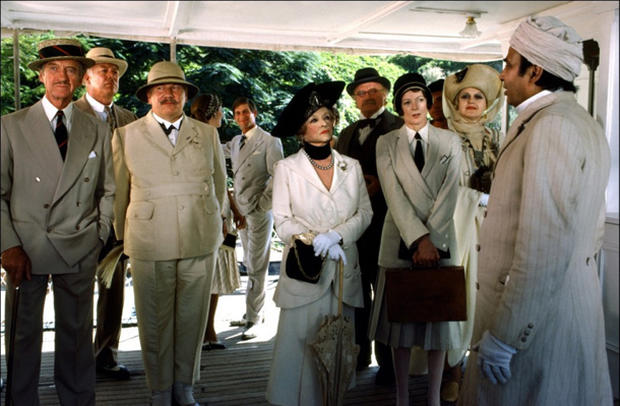 Image result for agatha christie film death on the nile 1974