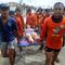 Philippines typhoon survivors