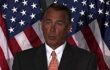 Boehner: House won't negotiate on Senate immigration bill