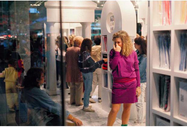 1989 shopping mall