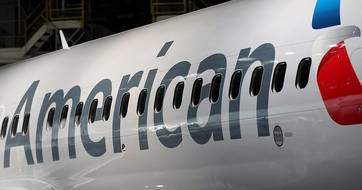 New American Airlines Will Be Listed On Nasdaq Cbs News