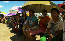 Tacloban begins to rebuild typhoon-shattered towns
