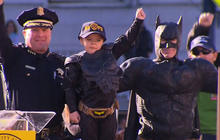 "San Francisco transformed into Gotham City for ""Batkid"""