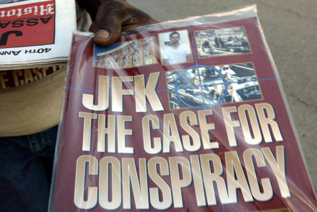 JFK conspiracy industry
