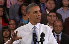 Obama hails nuclear deal with Iran