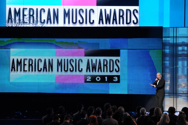 American Music Awards 2013: Show highlights