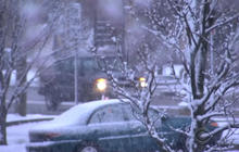 Storm to make for icy roads on busiest travel day of the year