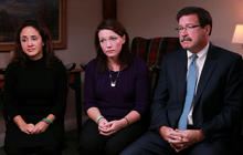 Newtown victims' kin question why community didn't help Lanza