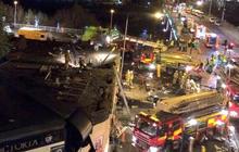 Glasgow helicopter crash; 14 remain hospitalized