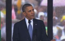 World leaders come together to pay tribute to Mandela