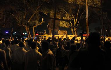 Maspero: A massacre of Christians in Egypt