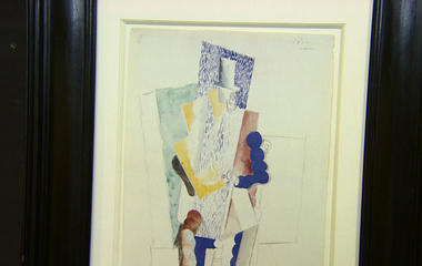 Picasso masterpiece to be raffled at auction
