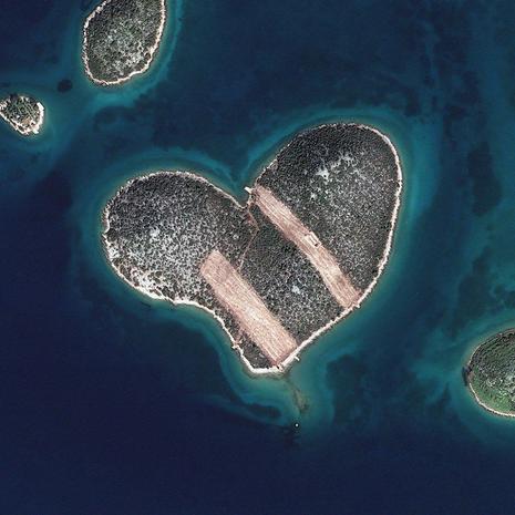Croatia Top Five Best Satellite Photos Of Pictures - Best satellite images