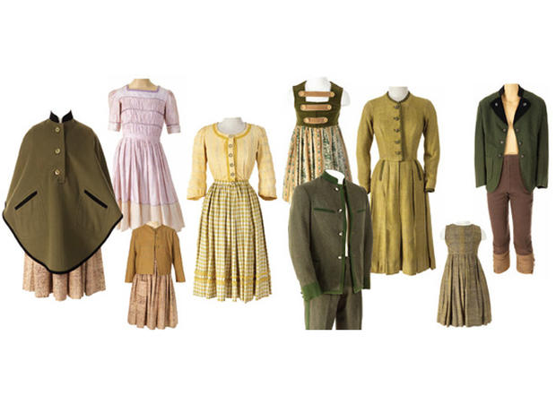 """The Sound of Music"" costumes up for auction"