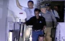 Maersk Crew On U.S. Soil