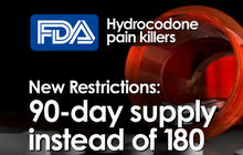 FDA recommends tighter controls on common painkillers