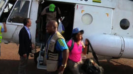 American citizens evacuate South Sudan after four troops injured