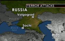 Bombings cast shadow on Russia before Olympic games
