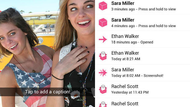 Leaked snapchat accounts