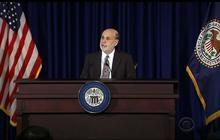 12/19: Bernanke announces slowing of stimulus
