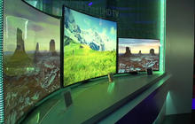 CES debuts bendable Ultra HD TVs