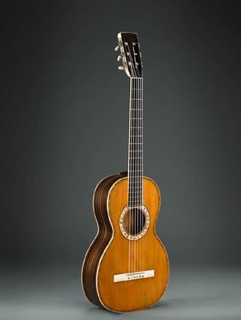 Early American guitars